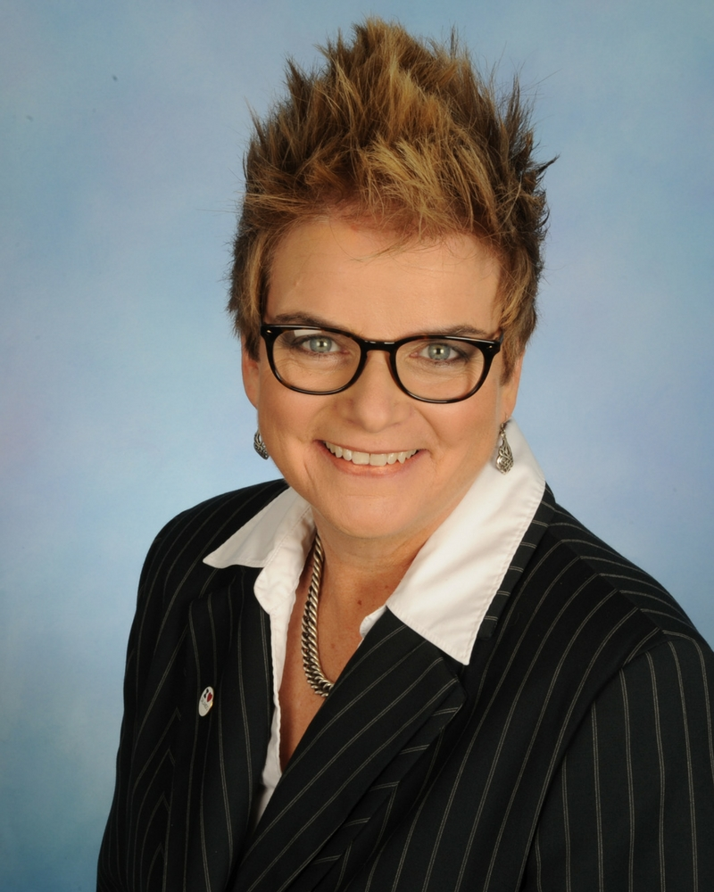 City council member Patty Sheehan