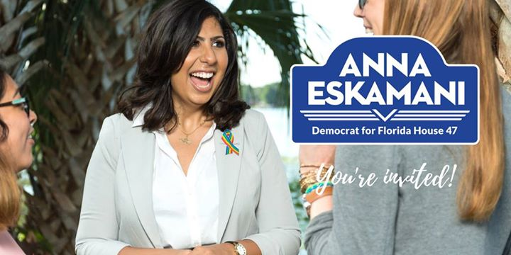Anna For Florida: Brevard County House Party