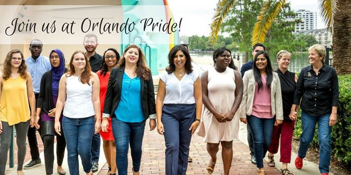 Join Team Anna for Orlando Come Out With Pride!