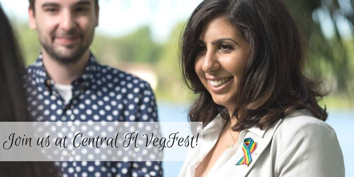 Join Team Anna at Central FL VegFest!