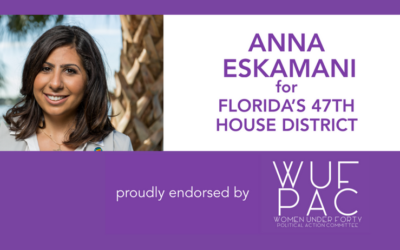 National Women Under Forty PAC Endorses Anna V. Eskamani For Florida House District 47