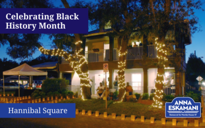 Celebrating Black History Month in Hannibal Square