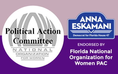 Florida NOW Endorses Anna V. Eskamani For Florida House District 47