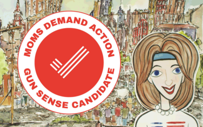 Moms Demand Action Names Anna a 'Gun Sense Candidate' For Florida House District 47
