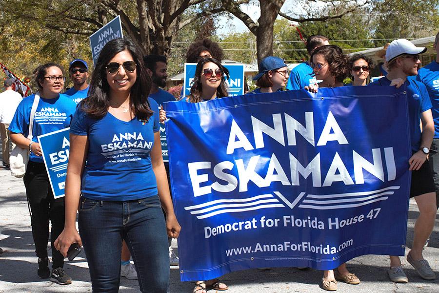 Anna Eskamani raises more than $200,000 in campaign account