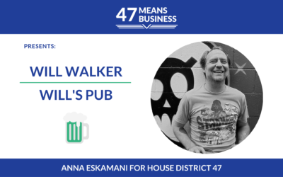47 Means Business: Will Walker of Will's Pub