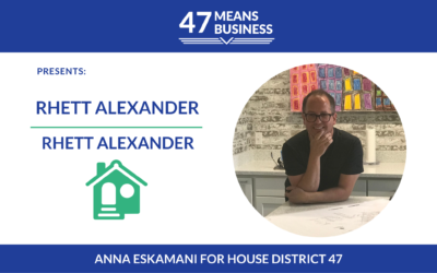 47 Means Business: Rhett Alexander