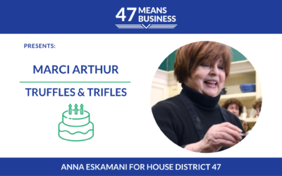 47 Means Business Profile: Marci Arthur