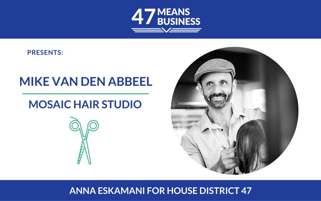 47 Means Business Profile: Mike Van den Abbeel