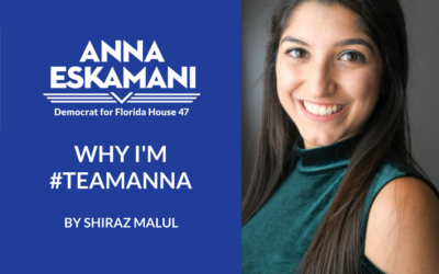 Why I'm #TeamAnna: Shiraz Malul