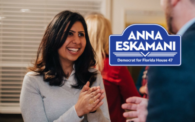 Anna V. Eskamani Qualifies for the Ballot