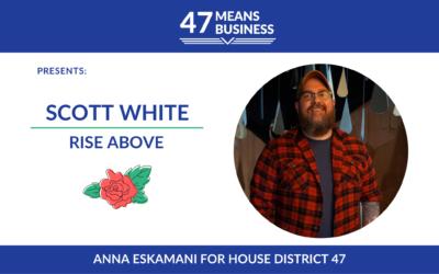 47 Means Business Profile: Scott White