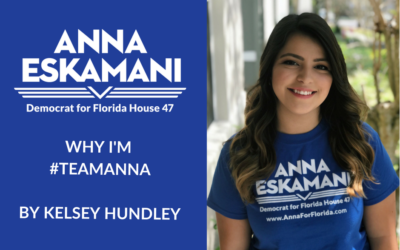 Why I'm #TeamAnna: Kelsey Hundley
