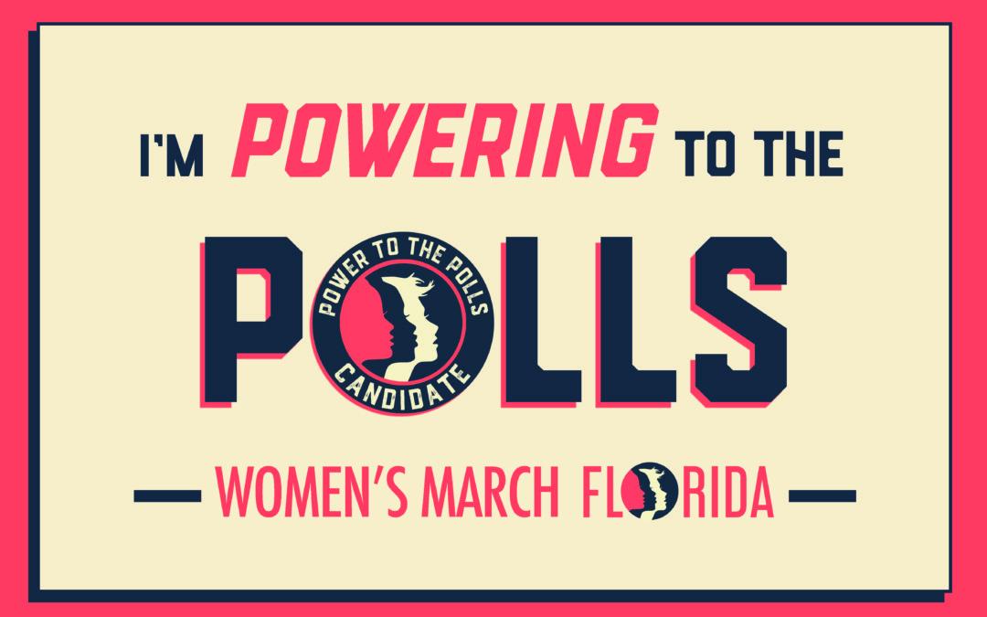 Anna V. Eskamani Receives Women's March Florida Candidate Distinction