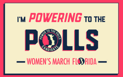 Anna V. Eskamani Receives Women's March Florida Candidate Distinction