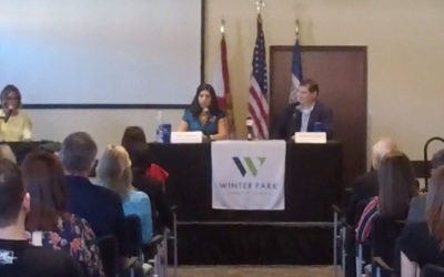 Watch Our First HD47 Debate!