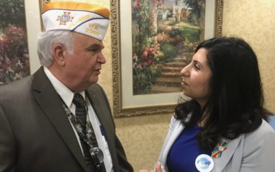 Anna V. Eskamani Receives Endorsement of Democratic Veterans Caucus