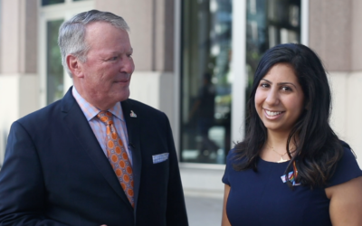 Mayor Buddy Dyer Endorsed Anna V. Eskamani for Florida State House District 47 One Year Ago