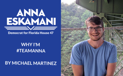 Why I'm #TeamAnna: Michael Martinez