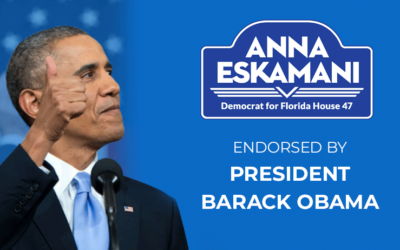 President Obama just endorsed us!