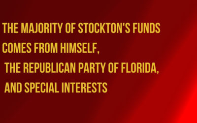 Republican Stockton Reeves Is Everything Wrong with Politics Today