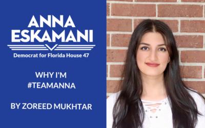 Why I'm #TeamAnna: Zoreed Mukhtar