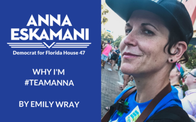 Why I'm #TeamAnna: Emily Wray
