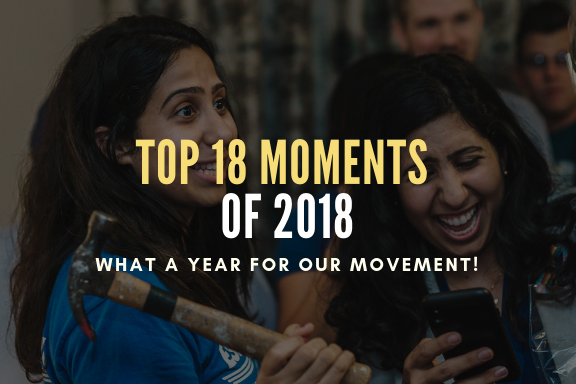 Our Favorite Moments From 2018
