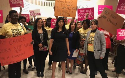 Fighting for a Safe and Legal Abortion