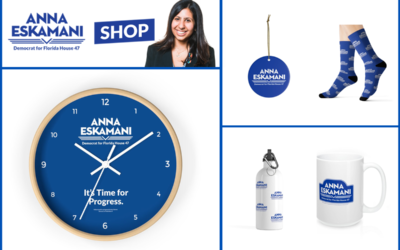 Start Your Holiday Shopping at the Anna Store!