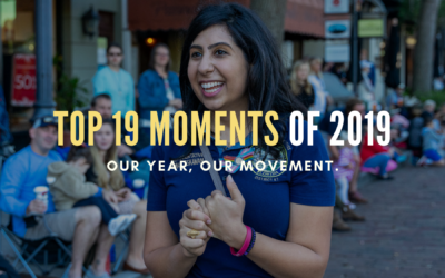 "Representative Anna V. Eskamani's ""19 Moments of 2019"""